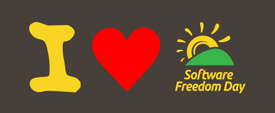 Software Freedom Day 2016, September 24th!